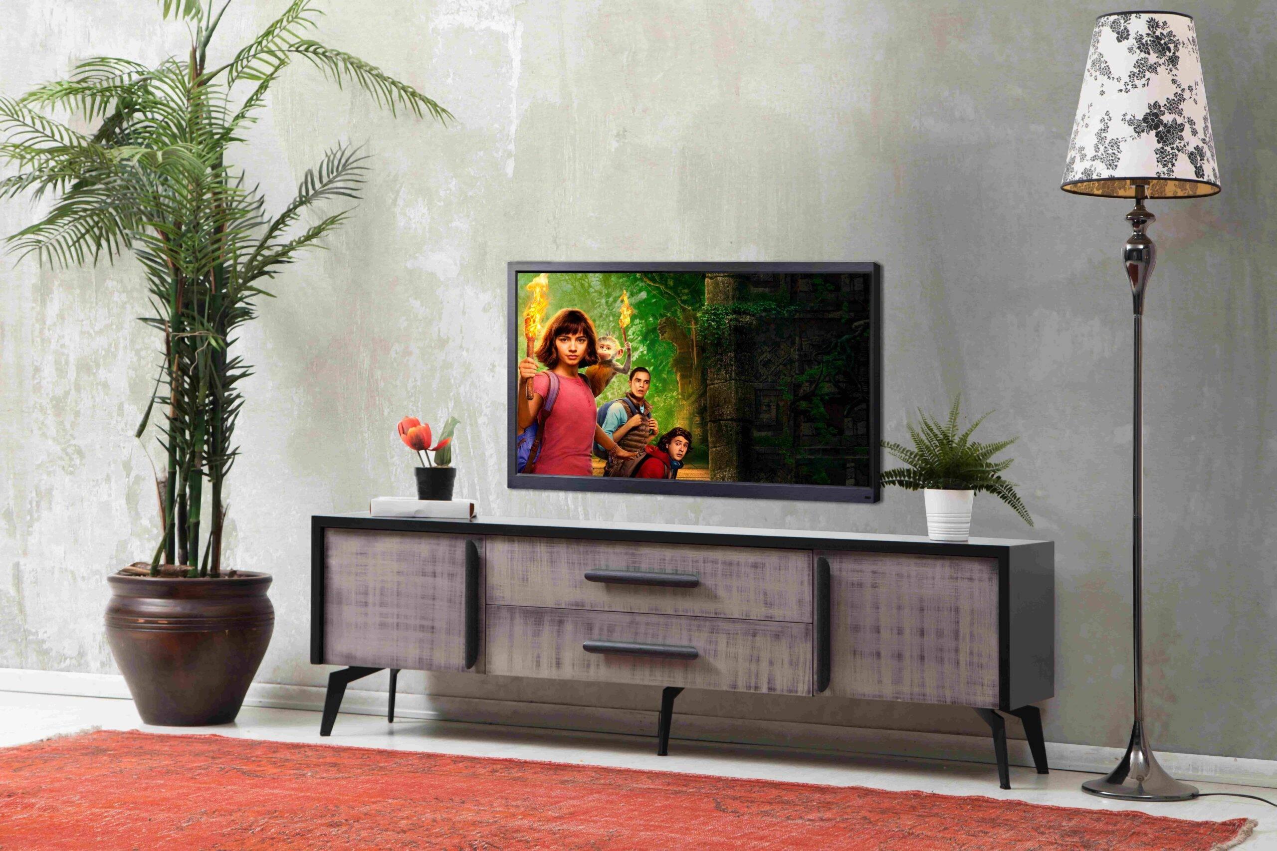 burberry tv sehpası