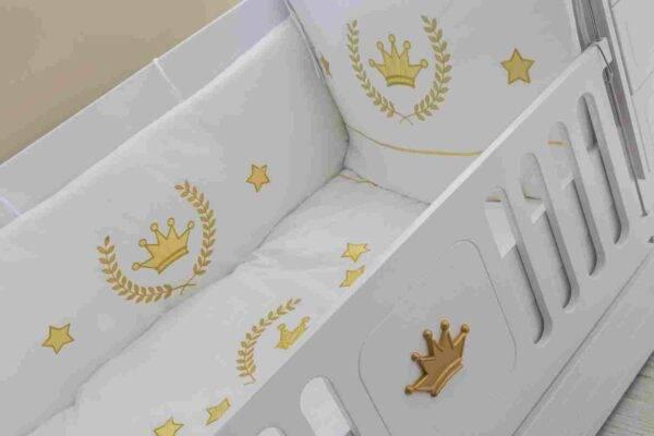 Kupon Kral Altın Bebek Odası
